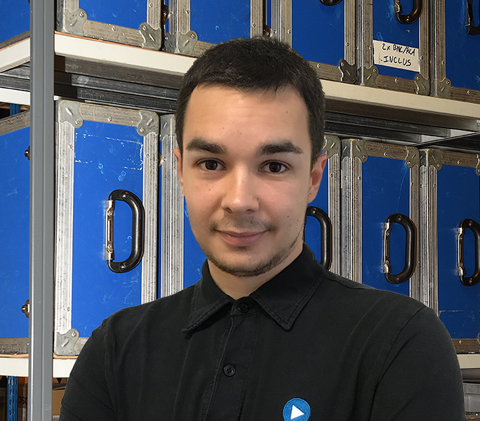 Yann Klutchenko<br /> Product Supply and Availability Manager
