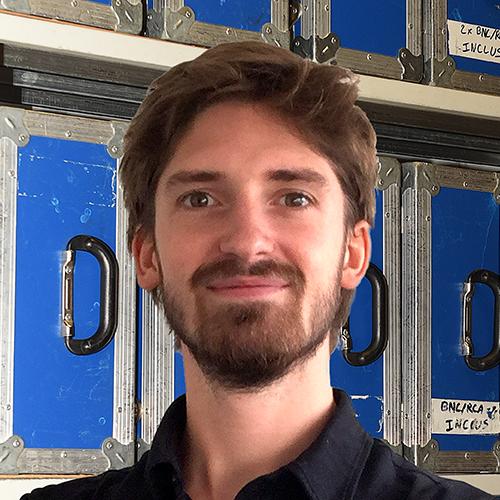 Charles Bouloy - Stock & Técnico de explotación<br />