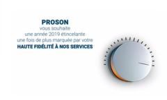 Vœux Proson 2019