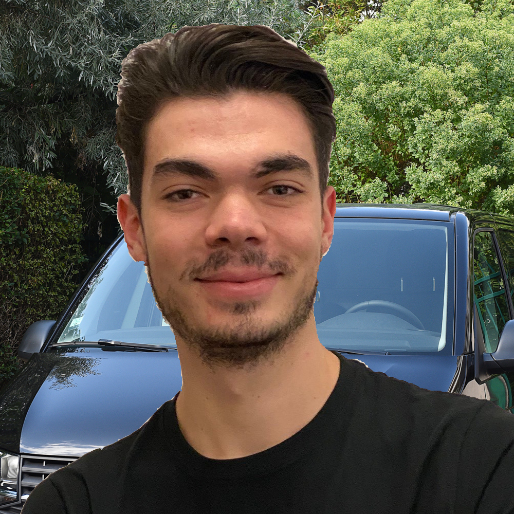 Victor Gaigne<br /> Technicien d'exploitation & RSI<br />